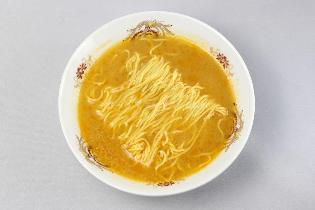「札幌ラーメン寒干し 味噌(1人前)」(菊水)の完成品