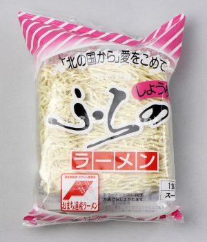 もちもち麺とまろやかスープ「ふらのラーメン(しょうゆ味)」(佐々木製麺所)を食べてみたよ