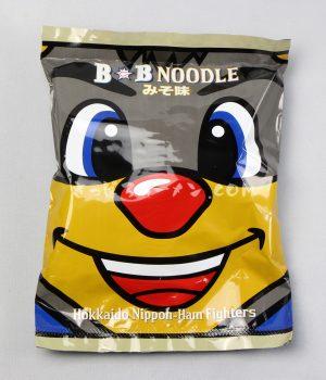 「B・B NOODLE みそ味」(西山製麺)を食べてみたよ