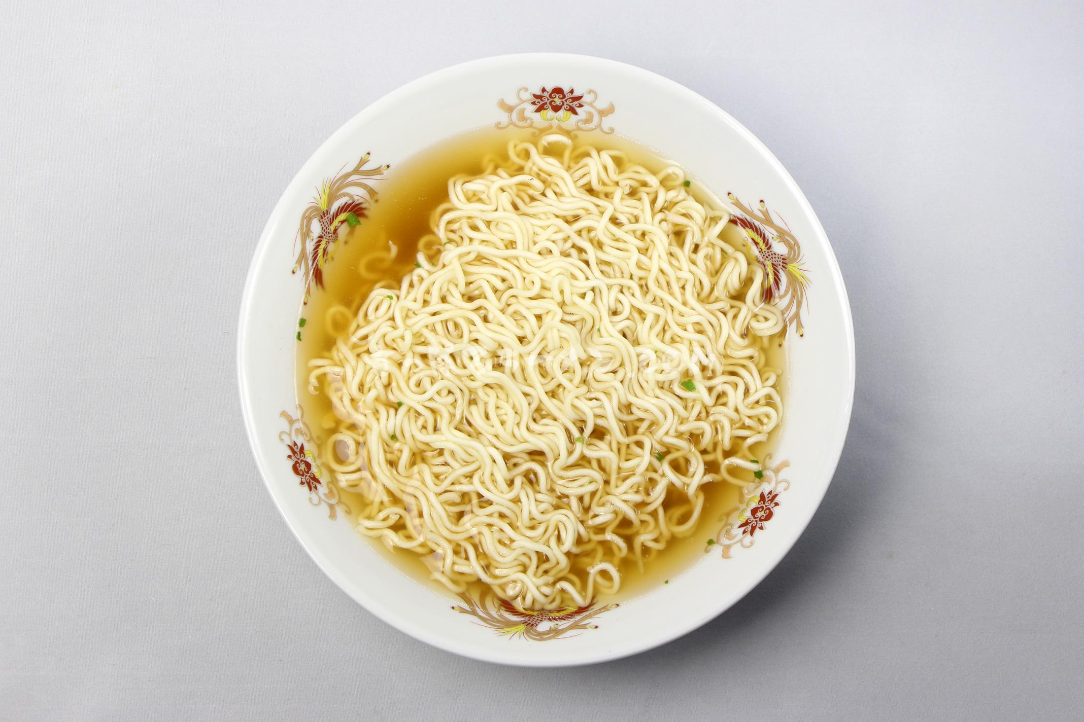 「ダブルラーメン しょうゆ」(東洋水産株式会社)の完成画像