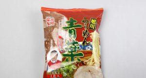 鰹節と煮干しの魚介の風味がきいたスープ「旭川らぅめん 青葉 しょうゆ味」(藤原製麺)を食べてみたよ