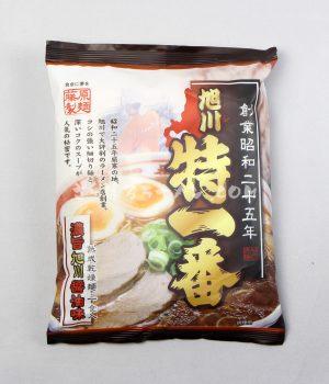 醬油のうま味をダイレクトに感じる「旭川特一番 濃旨旭川醤油味」(藤原製麺)を食べてみたよ